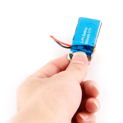 Гаджет   Durable 2 to 5 Balance USB Charger + 5 PCS 3.7V 600mAh LiPo with Protection Board + USB Cable for H107 / H107C / 107D / X5C / 385 / U941 / U941A RC Model Accessories RC Quadcopter Parts