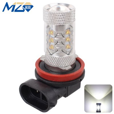 MZ H11 80W 4000Lm 6500K 16 x XT - E LED Car Fog Light ( Constant Current )