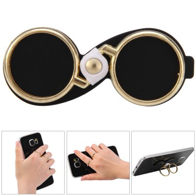 Anti-dropping Finger Ring Grip Holder Stand