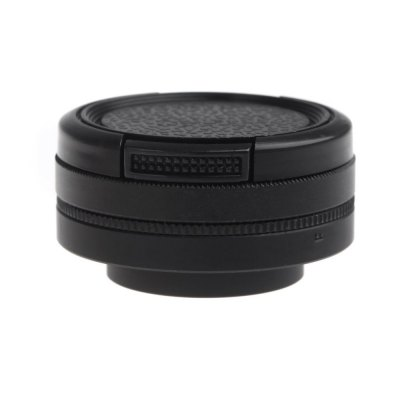 37mm CPL Lens Filter and Protective Cap with Adapter for Gopro Hero 3 3+