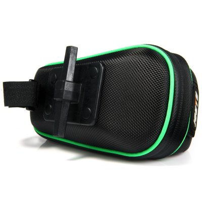 JOYTU Water Resistant Bicycle Phone Saddle Bag Seat Tube Pack for Cycling
