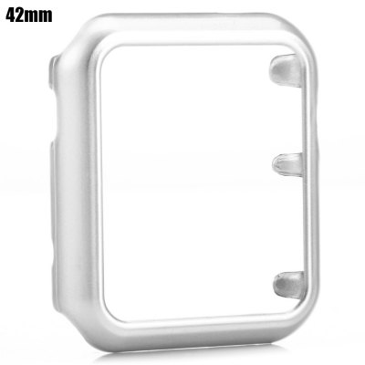 Hard PC Protective Cover Case with Solid Color for Apple Watch 42mm