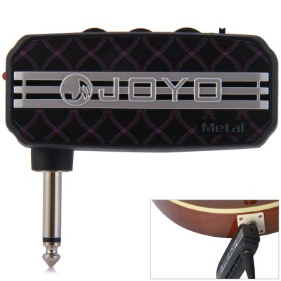 JOYO JA - 03 Mini Guitar Amplifier with Metal Sound Effect