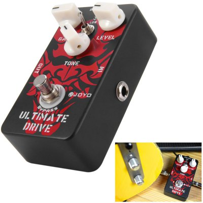 JOYO JF - 02 True Bypass Design Ultimate Drive Electric Guitar Effect Pedal