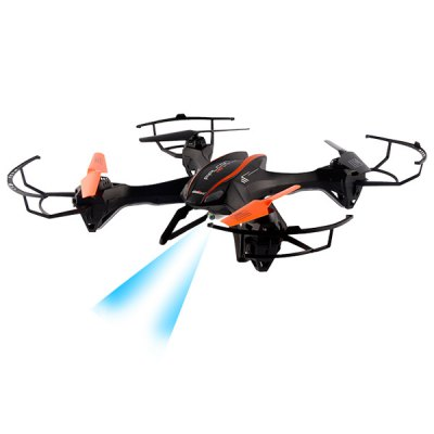 ФОТО UDI U818S 6 Aixs Gyro 2.4G 4CH RC Quadcopter with 5.0MP HD Camera 3D Rollover UFO