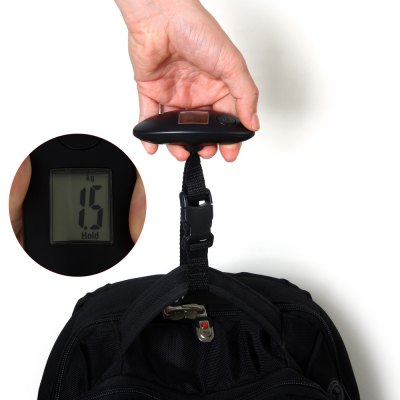 Hostweigh NS-26 LCD Electronic Scale
