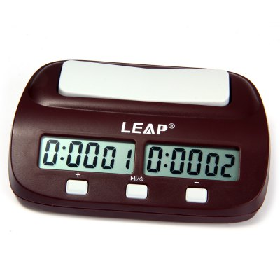 Фотография LEAP PQ9907 Electronic Board Game Chess Clock Timer for I-go