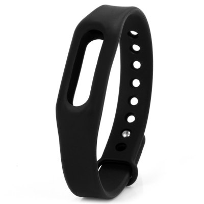 Rubber Watch Band Strap for Xiaomi Miband / 1S