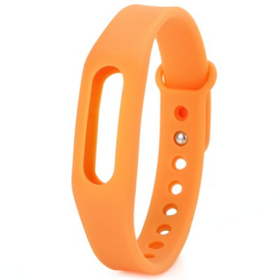 Rubber Watch Band Strap for Xiaomi Miband / 1SSmartwatch Accessories<br>Rubber Watch Band Strap for Xiaomi Miband / 1S<br><br>Type: Smart watch / wristband band<br>Vailable brand: XiaoMi<br>Material: Rubber<br>Color: Celadon,Pink,Black,Purple,Orange,Yellow,Deep Green<br>Product weight: 0.010 kg<br>Package weight: 0.03 kg<br>Product size (L x W x H): 23 x 1.6 x 0.8 cm / 9.04 x 0.63 x 0.31 inches<br>Package size (L x W x H): 11 x 10 x 2 cm / 4.32 x 3.93 x 0.79 inches<br>Package Contents: 1 x Xiaomi Miband Watch Band