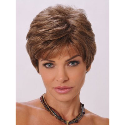 Fluffy Side Bang Brown Short Wavy Elegant Synthetic Stylish Capless Wig For WomenSynthetic Hair Wigs<br>Fluffy Side Bang Brown Short Wavy Elegant Synthetic Stylish Capless Wig For Women<br><br>Type: Full Wigs<br>Cap Construction: Capless<br>Style: Wavy<br>Material: Synthetic Hair<br>Bang Type: Side<br>Length: Short<br>Length Size(Inch): 6<br>Weight: 0.170KG<br>Package Contents: 1 x Wig