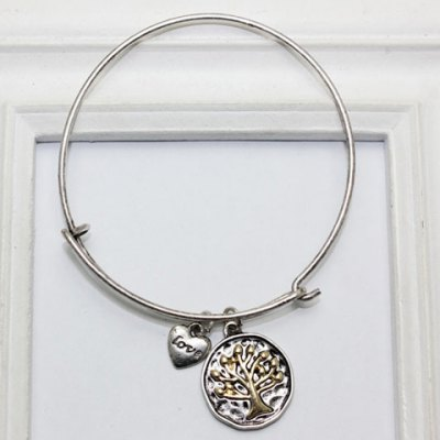 Chic Tree Heart Bracelet For Women
