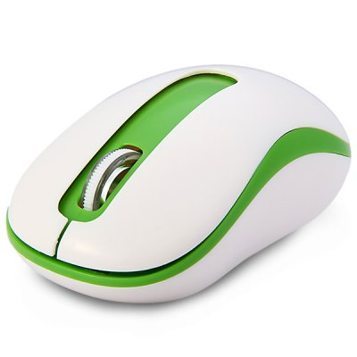 JT 5005 2.4GHz Mini Wireless Optical Mouse with Receiver