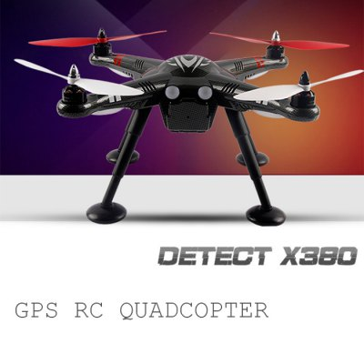 XK Detect X380 GPS Headless Mode 2.4G RC Quadcopter Standard Configuration