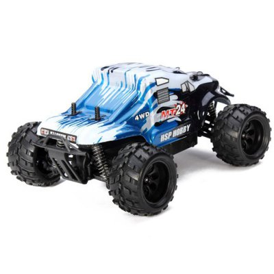 HSP 94246 1 / 24 Scale 2Channel 2.4G 4WD Electric Off-Road Crawler Car