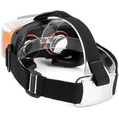 SnailVR SVR Glass Virtual Reality 3D Glasses for 4.7 - 6 inch Smartphone with Elastic Band