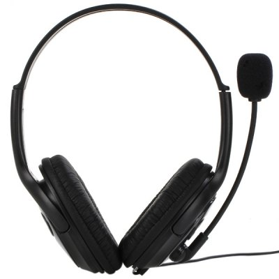 Best Partner for PS4 and PC Game Wired Stereo Headset Headband With MIC 3.5 mm Jack