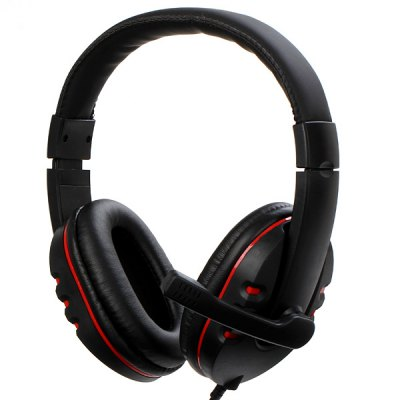 PS3 USB Wired Gaming Headset with MIC