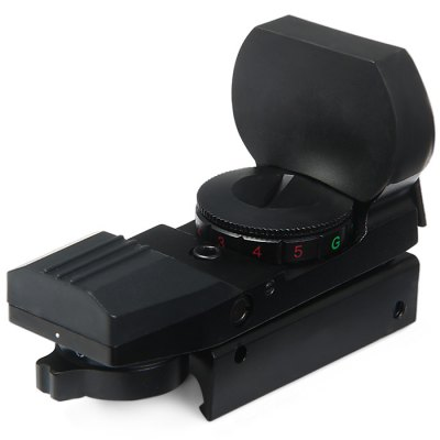 4 Reticle Red / Green Dot Sight Optical Scope