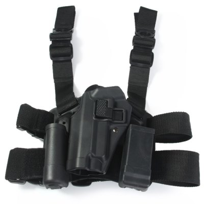 Left Hand Tactical Leg Holster