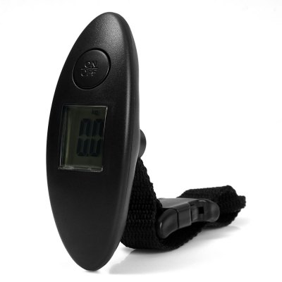 Hostweigh NS - 26 Mini Electronic Scale 0.5 - 40kg Capacity Hand Carry Luggage Digital Weighing Device with LCD