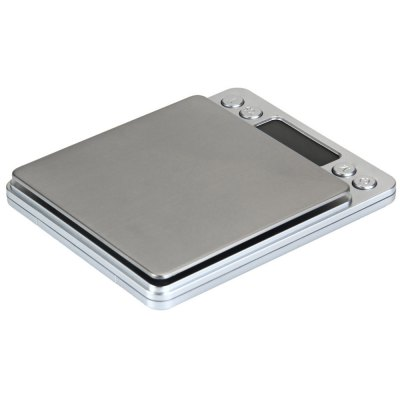 Hostweigh I2000 Mini Electronic Scale 500g Capacity Kitchen Digital Weighing Device with LCD