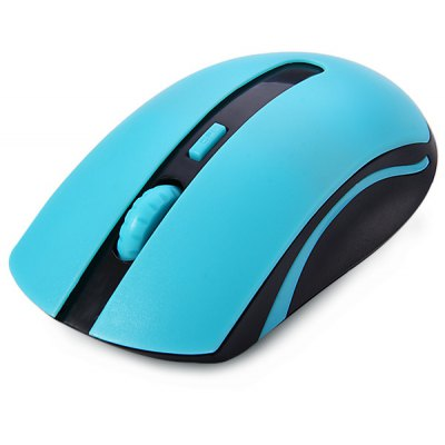 JT 5006 2.4GHz Mini Wireless Optical Mouse with Receiver for Desktop Laptop PC Computer