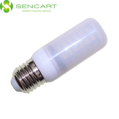 SENCART E27 12W 56 x SMD 5730 2200LM 6000K Dimmable LED Light Bulb AC 110 - 240VCorn Bulbs<br>SENCART E27 12W 56 x SMD 5730 2200LM 6000K Dimmable LED Light Bulb AC 110 - 240V<br><br>Angle: 360<br>Available Light Color: Cold White,Warm White<br>Brand: Sencart<br>Bulb Base Type: E27<br>CCT/Wavelength: 3500K,6000K<br>Emitter Type: SMD 5730 LED<br>Features: Low Power Consumption, Energy Saving, Dimmable, 100% Brightness, Long Life Expectancy<br>Function: Outdoor Lighting, Studio and Exhibition Lighting, Home Lighting, Commercial Lighting<br>Lifespan: 50000 hrs<br>Luminous Flux: 2200Lm<br>Output Power: 12W<br>Package Contents: 1 x SENCART E27 12W 56 x SMD 5730 LED<br>Package size (L x W x H): 12.00 x 5.00 x 5.00 cm / 4.72 x 1.97 x 1.97 inches<br>Package weight: 0.1000 kg<br>Product size (L x W x H): 9.50 x 3.10 x 3.10 cm / 3.74 x 1.22 x 1.22 inches<br>Product weight: 0.0350 kg<br>Rated Luminous Flux: 2800Lm<br>Sheathing Material: ABS<br>Total Emitters: 56<br>Type: Corn Bulbs<br>Voltage (V): AC110-240