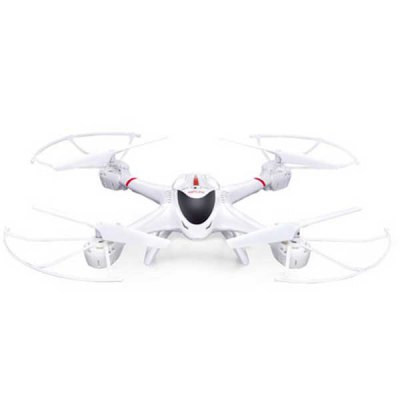 MJX X400 2.4G Remote Control Quadcopter 6 Axis Gyro 3D Roll Stumbling UFO