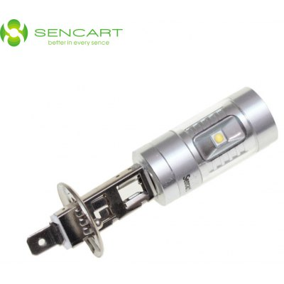 Sencart H1 P14.5S 30W Cree XP - E 6 LEDs 2200LM White LED Car Fog Light High / Low Beam Lamp ( 12 - 24V )