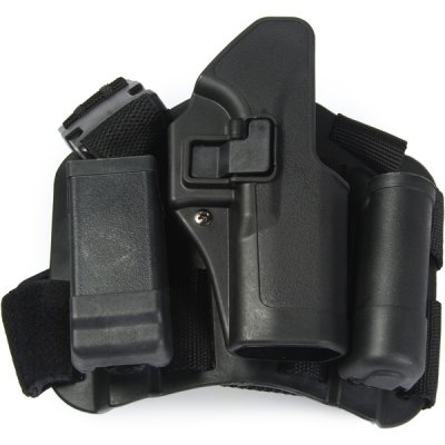 Right Hand Tactical Leg HolsterSurvival<br>Right Hand Tactical Leg Holster<br><br>Color: Black,Soil Color<br>Package Contents: 1 x Right Hand Holster<br>Package size (L x W x H): 23.00 x 18.00 x 12.00 cm / 9.06 x 7.09 x 4.72 inches<br>Package weight: 0.635 kg<br>Product size (L x W x H): 19.20 x 6.50 x 14.80 cm / 7.56 x 2.56 x 5.83 inches<br>Product weight: 0.575 kg