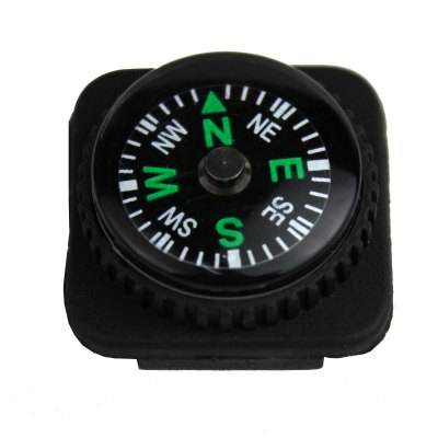 3 PCS Durable Anti-shock Multifunctional Compass for Outdoor Camping