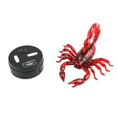 Children Vivid 3.5 - Channel Scorpion Remote Control ToyOther Educational Toys<br>Children Vivid 3.5 - Channel Scorpion Remote Control Toy<br><br>Age: Above 3 years old<br>Channel: 3.5-Channels<br>Detailed Control Distance: 5~10m<br>Feature: Radio Control<br>Material: Electronic Components, Plastic, Metal<br>Model Power: Built-in rechargeable battery<br>Package Contents: 1 x Remote Controller, 1 x Scorpion Toy<br>Package size (L x W x H): 29 x 19 x 9 cm / 11.40 x 7.47 x 3.54 inches<br>Package weight: 0.250 kg<br>Product size (L x W x H): 12 x 15 x 7.5 cm / 4.72 x 5.90 x 2.95 inches<br>Product weight: 0.079 kg<br>Remote Control: IR Remote Control<br>Type: Other RC Toys