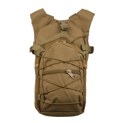 Nylon Double-Shoulder Bag BackpackCamping / Hiking<br>Nylon Double-Shoulder Bag Backpack<br><br>Capacity: 11 - 20L<br>Color: Black,Mud Color<br>For: Camping, Climbing, Cycling, Hiking<br>Material: Canvas<br>Package Contents: 1 x Backpack<br>Package size (L x W x H): 48.00 x 28.00 x 8.00 cm / 18.9 x 11.02 x 3.15 inches<br>Package weight: 0.850 kg<br>Product size (L x W x H): 46.00 x 26.00 x 6.00 cm / 18.11 x 10.24 x 2.36 inches<br>Product weight: 0.730 kg<br>Type: Backpack