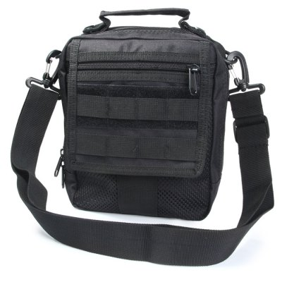 Durable Nylon Army Tactical Handbag 3.5L Single Shoulder Bag