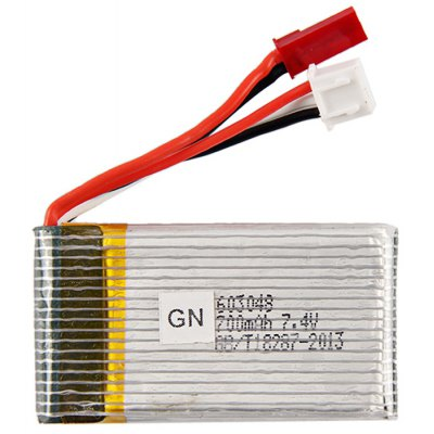 Durable MJX X600 Hexacopter 7.4V 700mAh Battery Replacement Parts