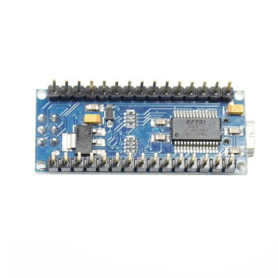 High Performance Microcontroller Development Board Module for Arduino Nano V3.0Boards &amp; Shields<br>High Performance Microcontroller Development Board Module for Arduino Nano V3.0<br><br>Architecture: Arduino<br>Mainly Compatible with: Ardunio<br>Material: PCB<br>Operating voltage: 5-12V<br>Package Contents: 1 x Development Board Module, 1 x USB Cable<br>Package Size(L x W x H): 6 x 3 x 3 cm / 2.36 x 1.18 x 1.18 inches<br>Package weight: 0.080 kg<br>Product Size(L x W x H): 4.3 x 1.8 x 1.5 cm / 1.69 x 0.71 x 0.59 inches<br>Product weight: 0.020 kg<br>Type: Development board