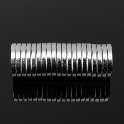 10PCS 20 x 3mm Strong Round Rare Earth NdFeB Neodymium Disc MagnetsClassic Toys<br>10PCS 20 x 3mm Strong Round Rare Earth NdFeB Neodymium Disc Magnets<br><br>Material: Neodymium<br>Package Contents: 10 x N50 Magnet<br>Package size (L x W x H): 2.00 x 0.30 x 3.00 cm / 0.79 x 0.12 x 1.18 inches<br>Package weight: 0.078 kg<br>Product size (L x W x H): 2.00 x 0.30 x 3.00 cm / 0.79 x 0.12 x 1.18 inches