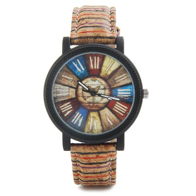 Sonsdo 6838 Retro Quartz Watch with Unique Leather Band for LadyWomens Watches<br>Sonsdo 6838 Retro Quartz Watch with Unique Leather Band for Lady<br><br>Available Color: Brown<br>Band material: Leather<br>Brand: SONSDO<br>Case material: Alloy<br>Clasp type: Pin buckle<br>Display type: Analog<br>Movement type: Quartz watch<br>Package Contents: 1 x Sonsdo 6838 Watch<br>Package size (L x W x H): 25.2 x 4.9 x 1.9 cm / 9.90 x 1.93 x 0.75 inches<br>Package weight: 0.083 kg<br>Product size (L x W x H): 24.2 x 3.9 x 0.9 cm / 9.51 x 1.53 x 0.35 inches<br>Product weight: 0.033 kg<br>Shape of the dial: Round<br>Special features: Decorating small sub-dials<br>Style: Retro, Fashion&amp;Casual<br>The band width: 1.6 cm / 0.63 inches<br>The dial diameter: 3.9 cm / 1.53 inches<br>The dial thickness: 0.9 cm / 0.35 inches<br>Watches categories: Female table<br>Wearable length: 18.5 - 22 cm / 7.28 - 8.66 inches