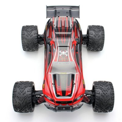9116 1 / 12 Scale 2WD 2.4G 4 Channel RC Car Truck Toy RC Racing Truggy Toy тит том научные забавы