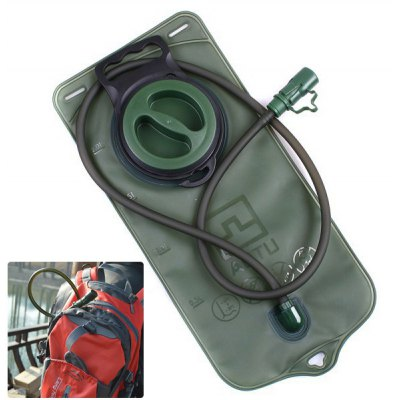 Aotu AT6602 2L Capacity TPU Water Bag + Pipe