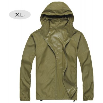 Ultrathin Unisex Anti-UV Rain Coat
