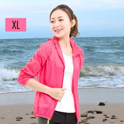 Ultrathin Anti-UV Sun Protection Skin Coat