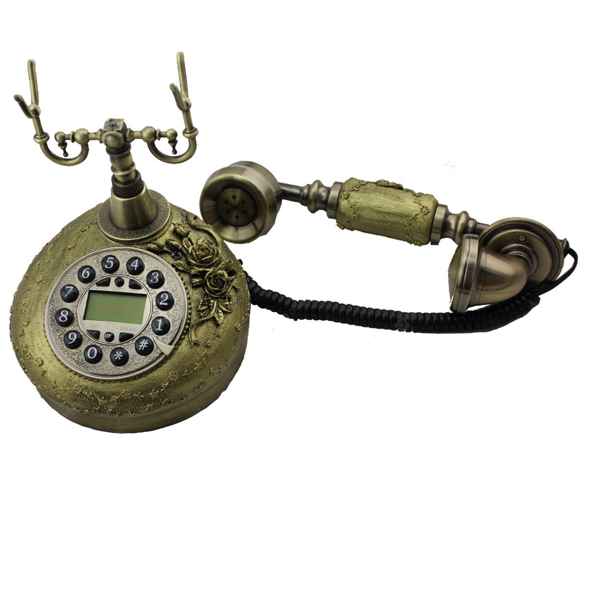 Functional Classic - Retro Telephone for Home Use