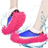 Chenille Mopping Slippers Quick Home Pair Floor Polishing Dusting Practical Cleaning Shoes for sale