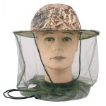 Buy Stylish Anti-Mosquito Nets Woodland Camouflage Pattern Bucket Hat Men