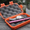 Portable Waterproof Shockproof Press Resistant Small Accessories Storage Box deal