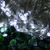 20 Meters 200 LEDs Cool White Fairy String Light for Outdoor Festival Party Decoration ( EU Plug )