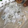 6m 28 LEDs RGB Christmas Leaf LED String Light for Outdoor Garden Party deal