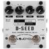 JOYO D - Seed Dual Channel Digital Delay Guitar Effect Pedal with 4 Modes photo
