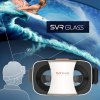 cheap SnailVR SVR Glass Virtual Reality 3D Glasses for 4.7 - 6 inch Smartphone with Elastic Band